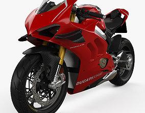 Ducati Panigale V4R 2019 3D model