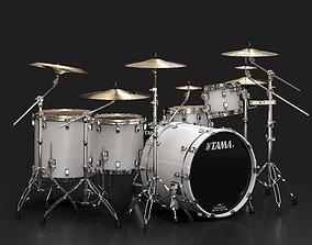 3D model Tama Performer Drum Kit