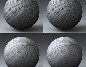 3D Syfy Displacement Shader E 001 l