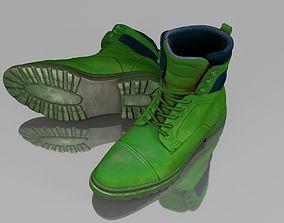 3D model Casual boots