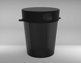 MONSTER Pill Dispensor 3D