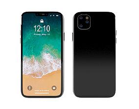 Generic Smartphone 2019 3D iphone