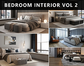 Bedroom interior vol2 3D