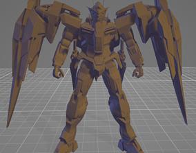 3D print model GunDam 00 Raiser