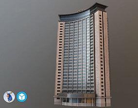 3D asset VR / AR ready Empress State Building London