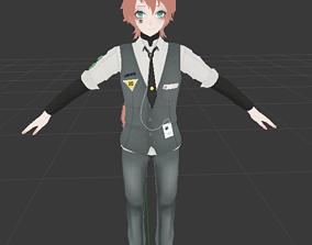 3D model Fisueal