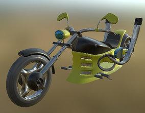 Chopper 04 PBR 3D model