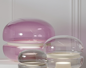 Brokis Macaron Table Lamps 3 Different Size 3D