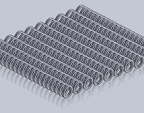 3D printable model Chain Mail 6 x 18
