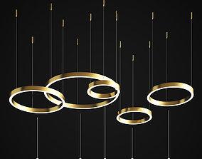 3D Henge Light Ring Horizontal