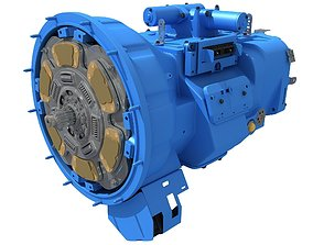 Blue Model of Transmission