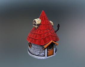 Fairy Hut 3D printable model