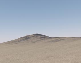 Desert 3D model game-ready