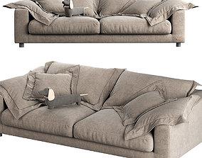 3D model BELMONT C Sofa sofaclub