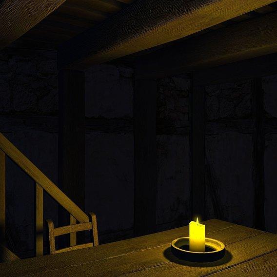 Annalys' House Cellar