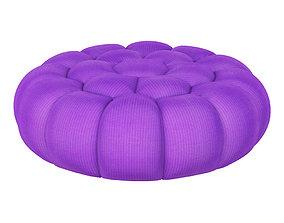 3D model Bubble pouf
