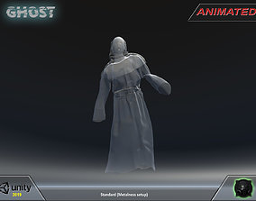 3D model Fantasy character 04--Ghost