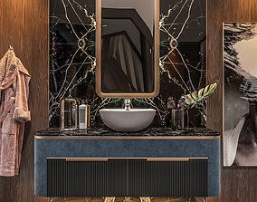 LUXURY - Bathroom 3D model