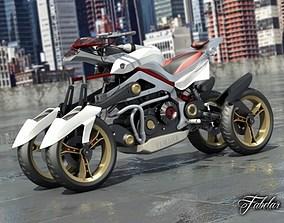 3D Yamaha tesseract 2 0