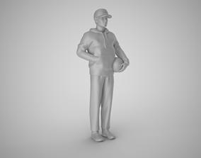 3D print model Coach