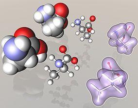 3D model alanine 338-69-2