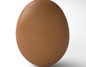 3D asset realtime Egg 02