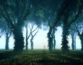 Forest Scene 004 3D model
