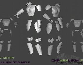 3D print model Bo Katan Full Armor Bundle The Mandalorian
