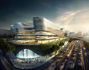Grand Theatre 002 3D