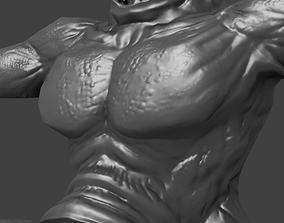 3D model Nyarlathotep