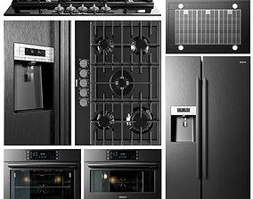 bosch appliance collection 3D
