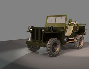 3D Jeep 1