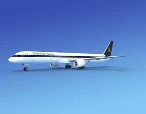 Boeing 757-300 UPS 3D