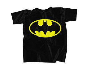 Batman T-Shirt 3D