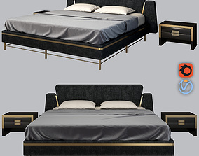 CYPRUS BED 3D