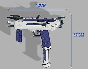 Sombra Rime Gun 3D printable model