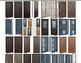 Door Collections 3d model