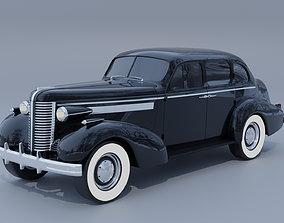 Buick Special 1938 3D model