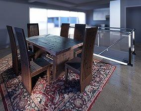 Table 6 personne 3D