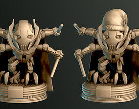 3D print model kenobi The General