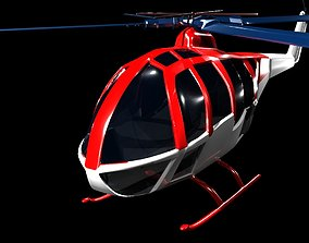 quadcopter 3D Helicopter