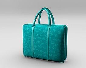 Ladies Handbag 3D asset