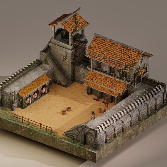 Archer Barracks