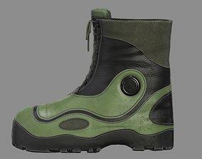 3D asset FVX400 Boot