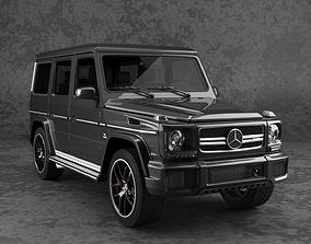 Mercedes Benz G63 3D model
