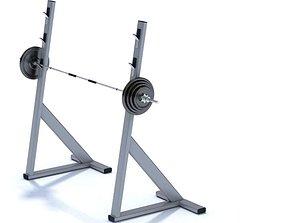 3D Bench Press Weight