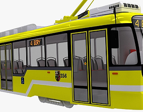 3D Tram VarioLF