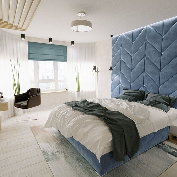 Bedroom  visualization