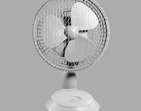 3D model High Poly Fan