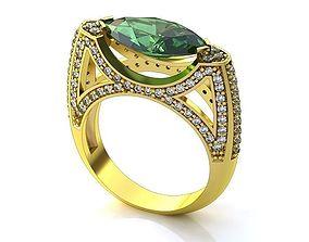 3D model Ring BK101